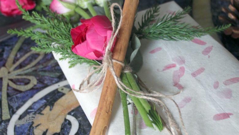 pacchetto regalo fiori