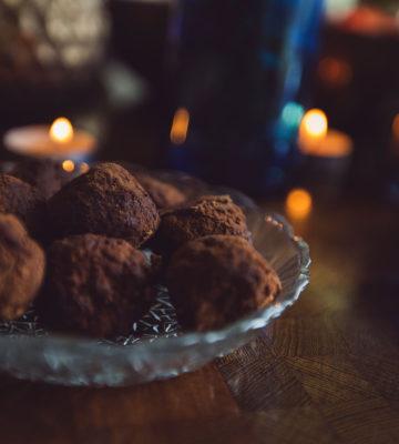 praline crudiste cacao e datteri