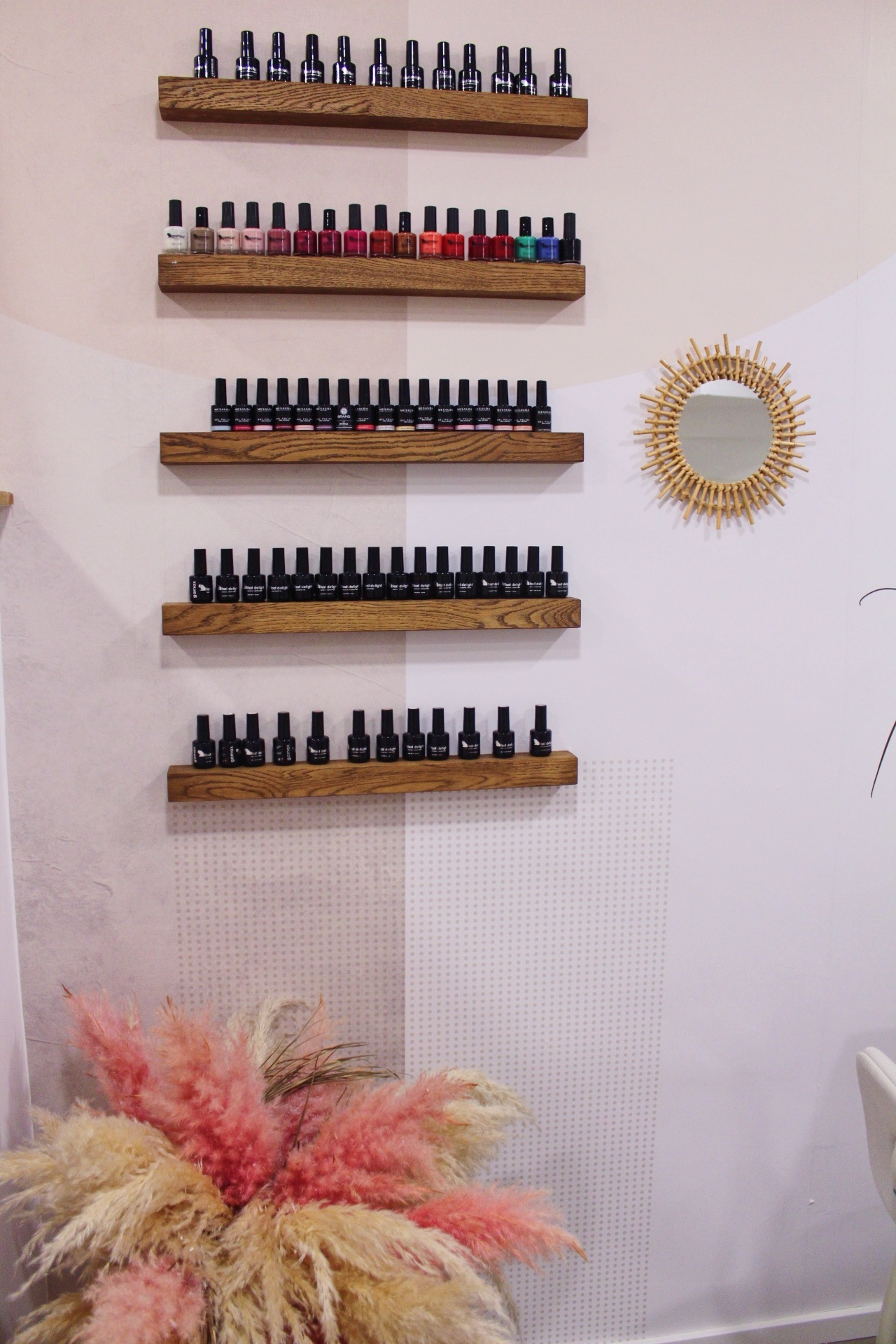 restyling interior design beauty lab roma